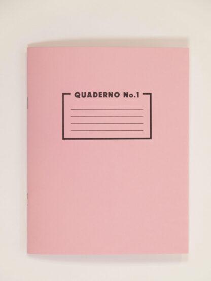 Notizbuch, Notebook, rosa