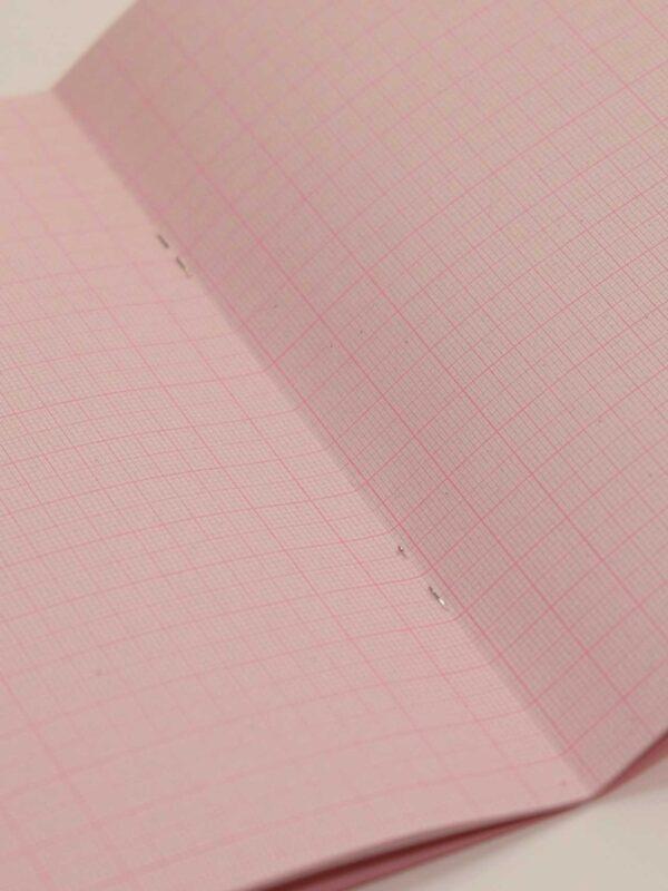 Notizbuch, Notebook, Millimeterpapier