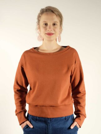 Sweatshirt, rost