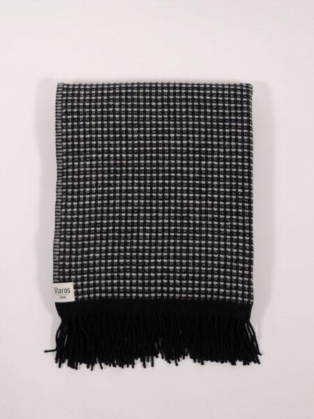 Decke aus norwegischer Lammwolle