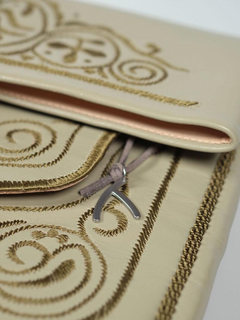 Abury Berber Bag khaki Detail