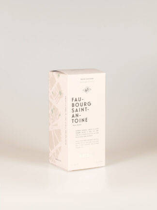 Fragrance mist inspired by the Faubourg saint antoine