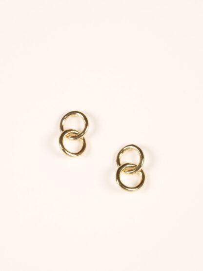 Soko Kumi mini hoop studs earrings