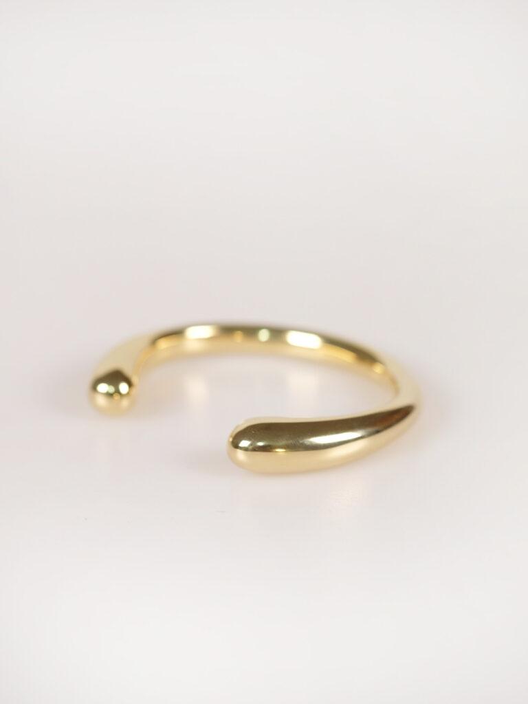 soko dash cuff gold plated