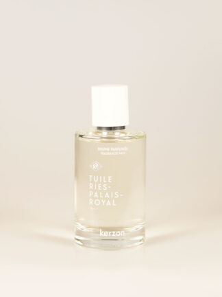 Fragrance mist inspired by the Tuileries in Paris