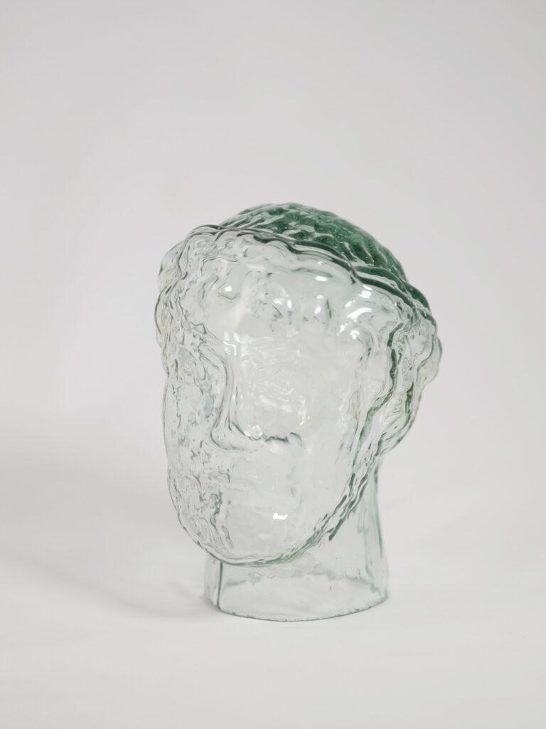 mundgeblasener Glaskopf Perikles