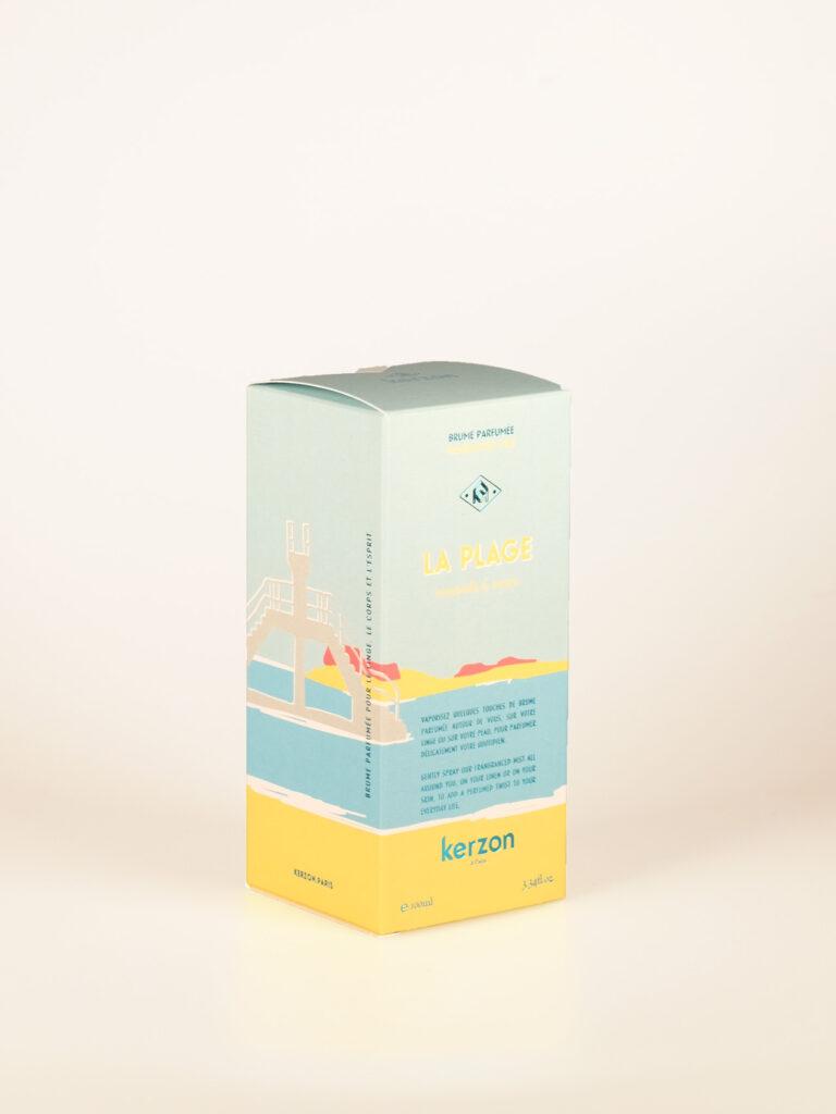 Duftspray für Körper, raum und Wäsche mit den Duftnoten Helichrysum und Amyris